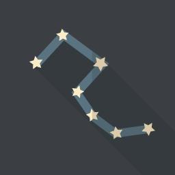 フリーアプリ 極星算出アプリ 創喜塾のアプリ